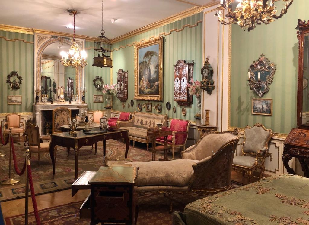 Visite de la Fondation Accorsi - Ometto, musée des arts décoratifs (Turin) : le Cognacq-Jay turinois Img_5527