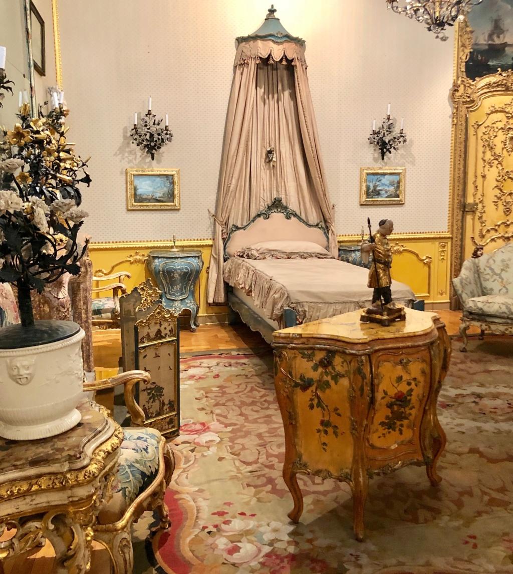 Visite de la Fondation Accorsi - Ometto, musée des arts décoratifs (Turin) : le Cognacq-Jay turinois Img_5528