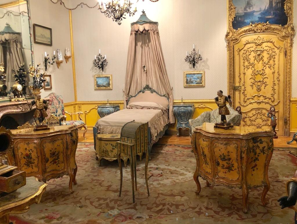 Visite de la Fondation Accorsi - Ometto, musée des arts décoratifs (Turin) : le Cognacq-Jay turinois Img_5529
