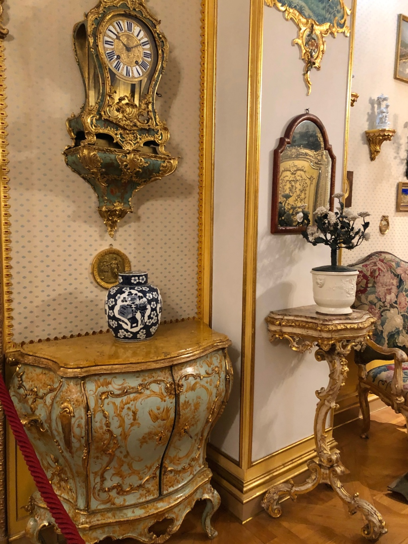 Visite de la Fondation Accorsi - Ometto, musée des arts décoratifs (Turin) : le Cognacq-Jay turinois Img_5530