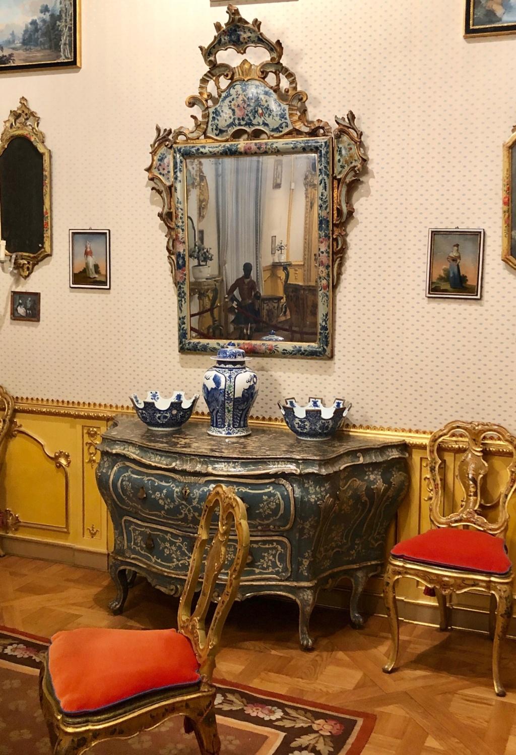 Visite de la Fondation Accorsi - Ometto, musée des arts décoratifs (Turin) : le Cognacq-Jay turinois Img_5531