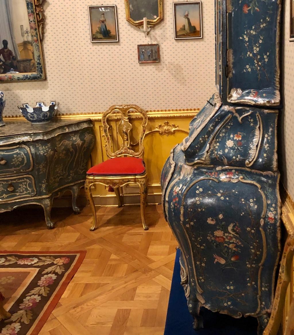 Visite de la Fondation Accorsi - Ometto, musée des arts décoratifs (Turin) : le Cognacq-Jay turinois Img_5532