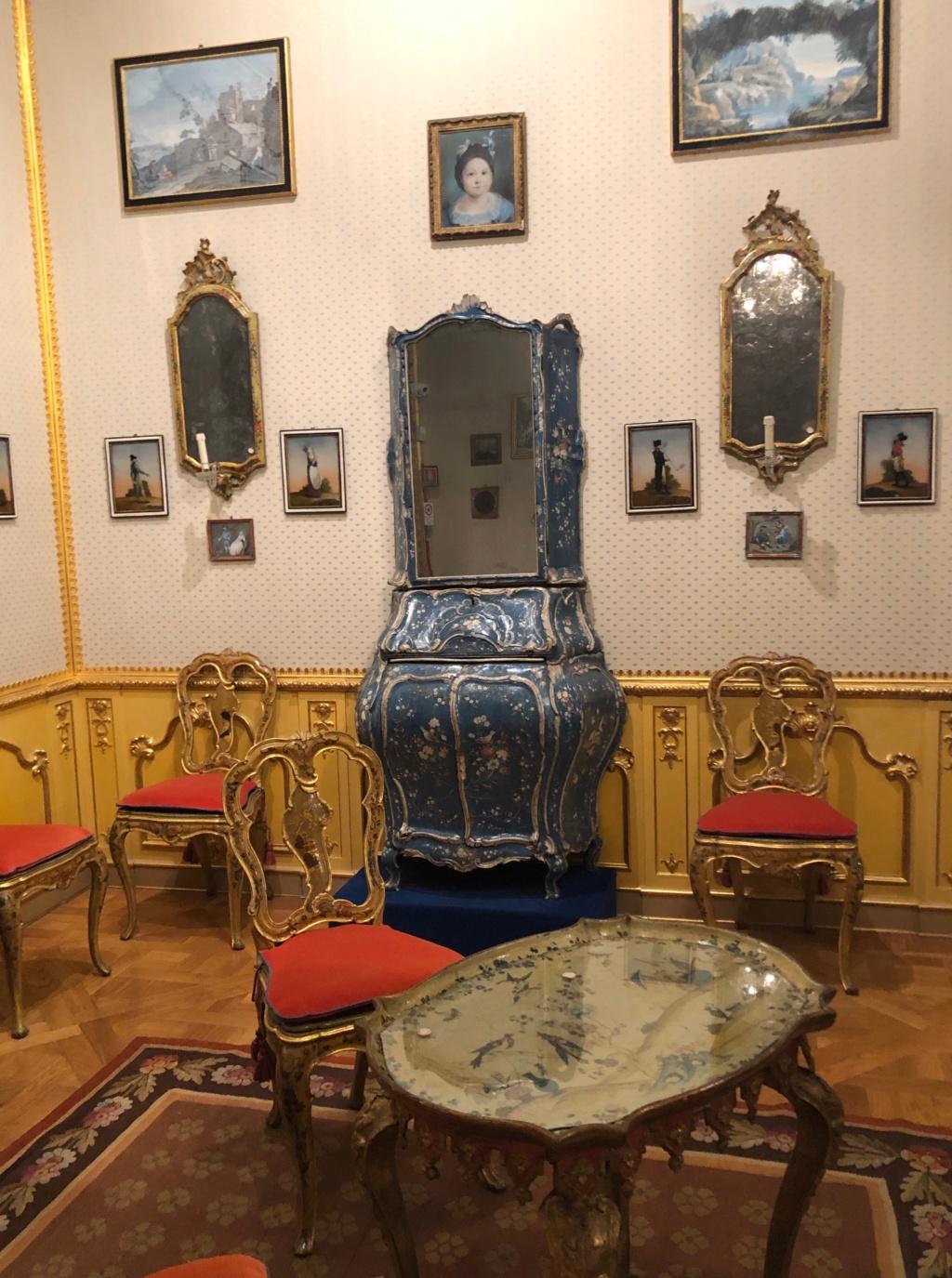 Visite de la Fondation Accorsi - Ometto, musée des arts décoratifs (Turin) : le Cognacq-Jay turinois Img_5533