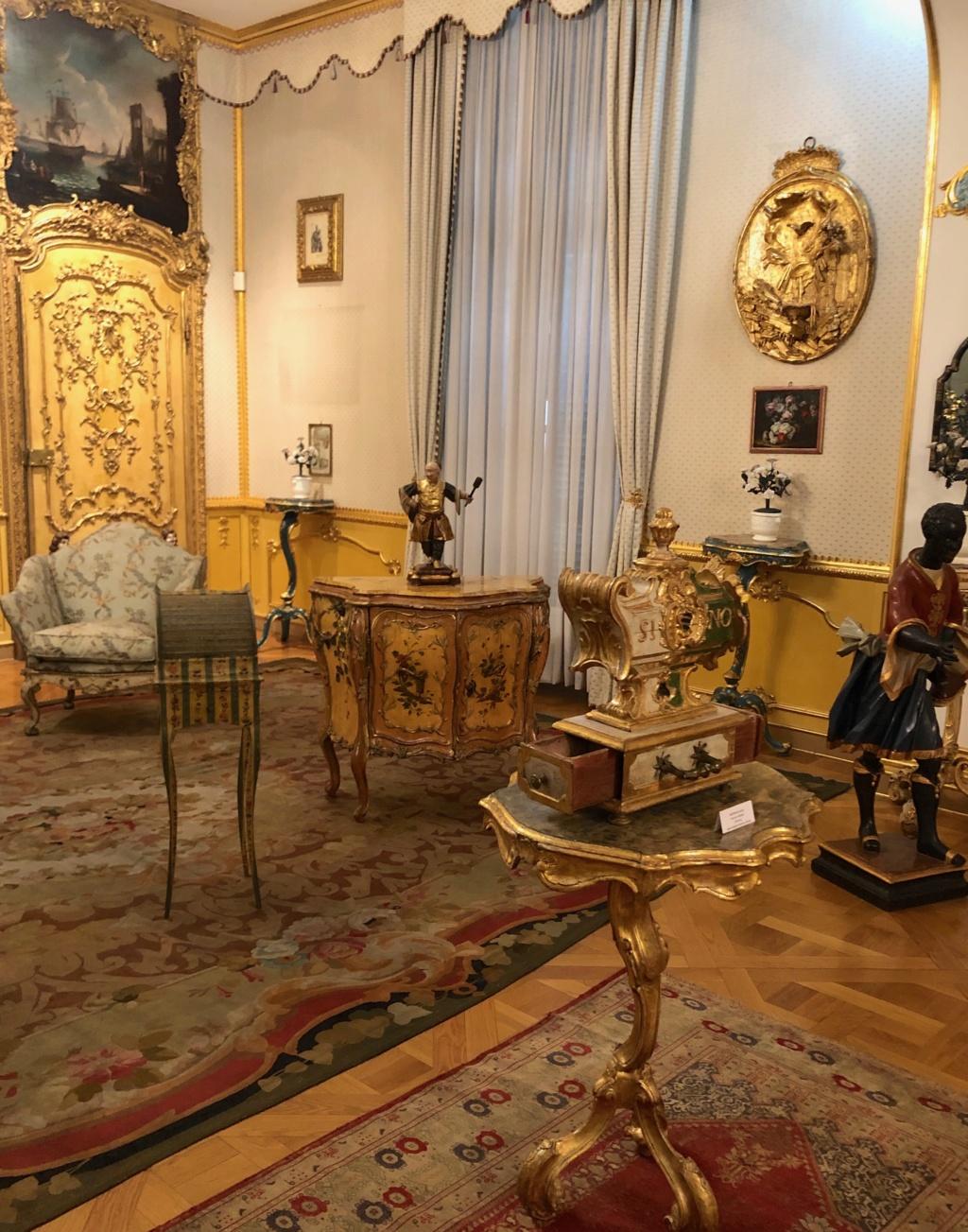 Visite de la Fondation Accorsi - Ometto, musée des arts décoratifs (Turin) : le Cognacq-Jay turinois Img_5535