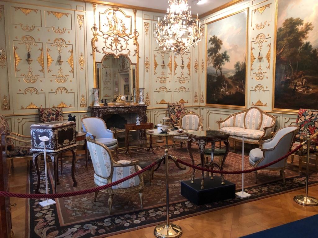 Visite de la Fondation Accorsi - Ometto, musée des arts décoratifs (Turin) : le Cognacq-Jay turinois Img_5536