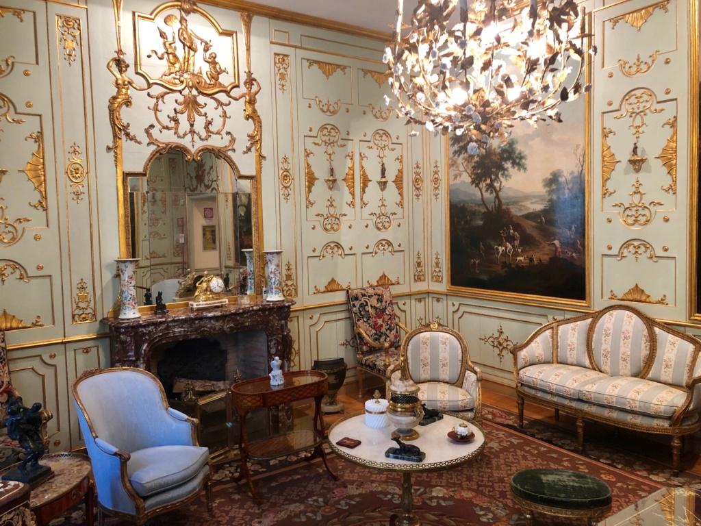 Visite de la Fondation Accorsi - Ometto, musée des arts décoratifs (Turin) : le Cognacq-Jay turinois Img_5537
