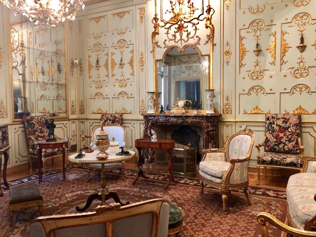 Visite de la Fondation Accorsi - Ometto, musée des arts décoratifs (Turin) : le Cognacq-Jay turinois Img_5538