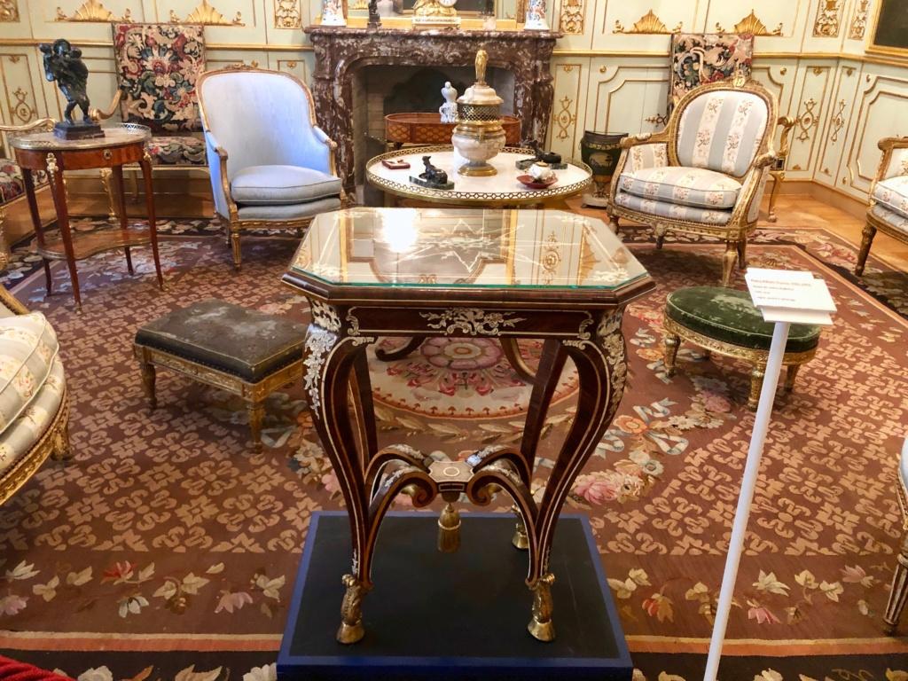 Visite de la Fondation Accorsi - Ometto, musée des arts décoratifs (Turin) : le Cognacq-Jay turinois Img_5541