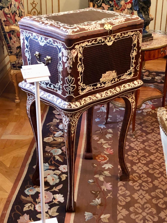 Visite de la Fondation Accorsi - Ometto, musée des arts décoratifs (Turin) : le Cognacq-Jay turinois Img_5542