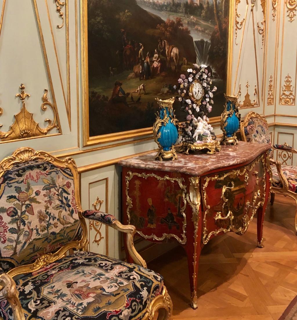 Visite de la Fondation Accorsi - Ometto, musée des arts décoratifs (Turin) : le Cognacq-Jay turinois Img_5543