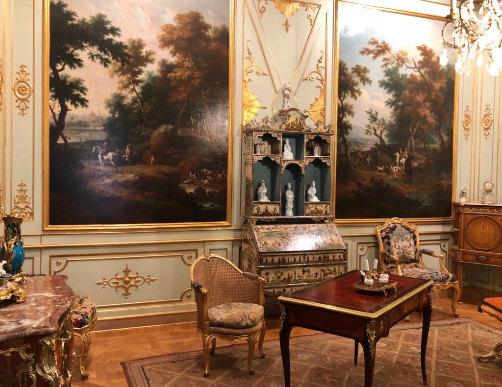 Visite de la Fondation Accorsi - Ometto, musée des arts décoratifs (Turin) : le Cognacq-Jay turinois Img_5544