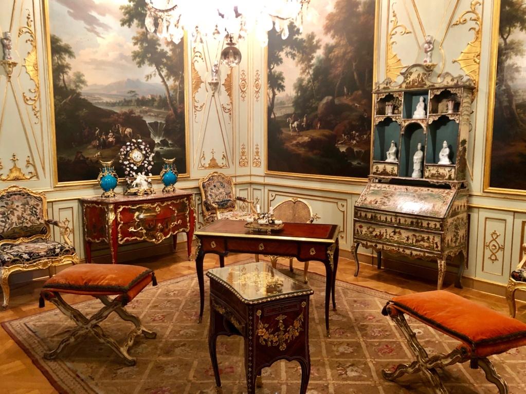 Visite de la Fondation Accorsi - Ometto, musée des arts décoratifs (Turin) : le Cognacq-Jay turinois Img_5545