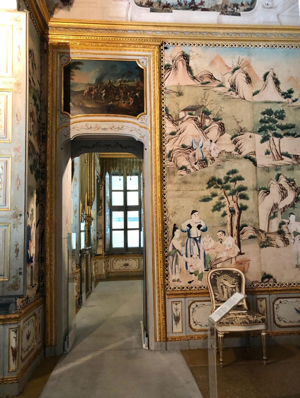 Le pavillon de chasse de Stupinigi (Italie) - Page 2 Img_5857