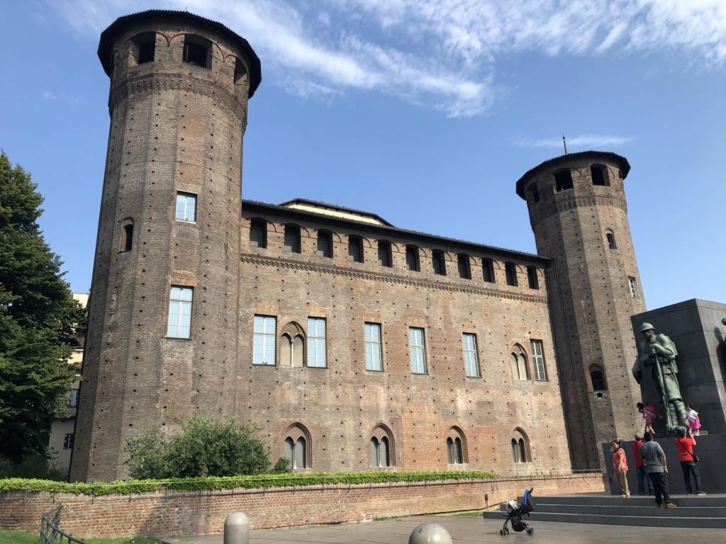 Le Palais Madame à Turin (Palazzo Madama, Torino) Img_6036