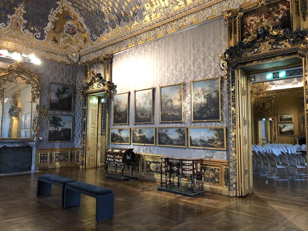 Le Palais Madame à Turin (Palazzo Madama, Torino) Img_6420