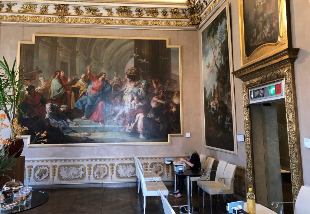 Le Palais Madame à Turin (Palazzo Madama, Torino) Img_6448