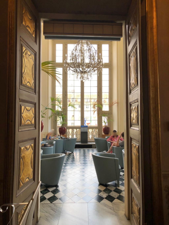 Le Palais Madame à Turin (Palazzo Madama, Torino) Img_6449