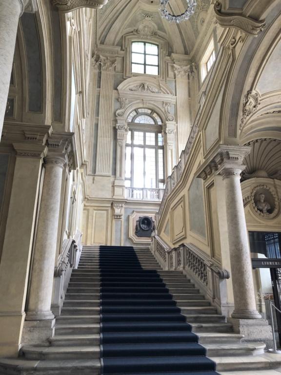 Le Palais Madame à Turin (Palazzo Madama, Torino) Img_6511