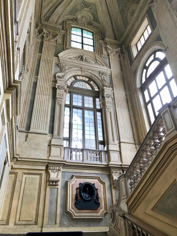 Le Palais Madame à Turin (Palazzo Madama, Torino) Img_6512