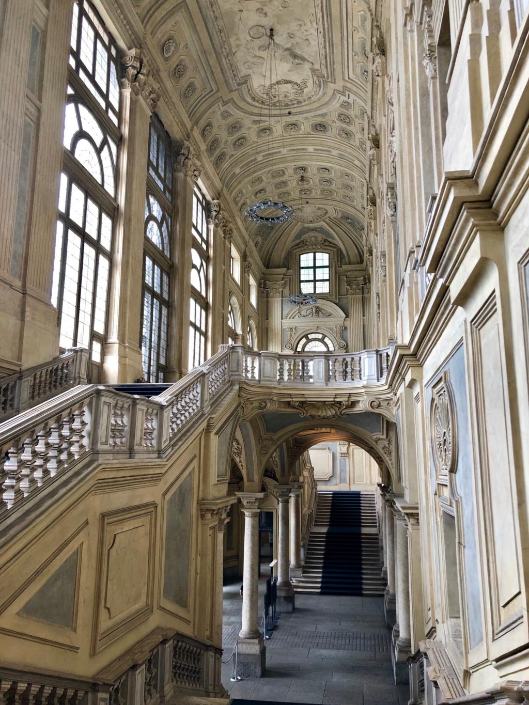 Le Palais Madame à Turin (Palazzo Madama, Torino) Img_6513