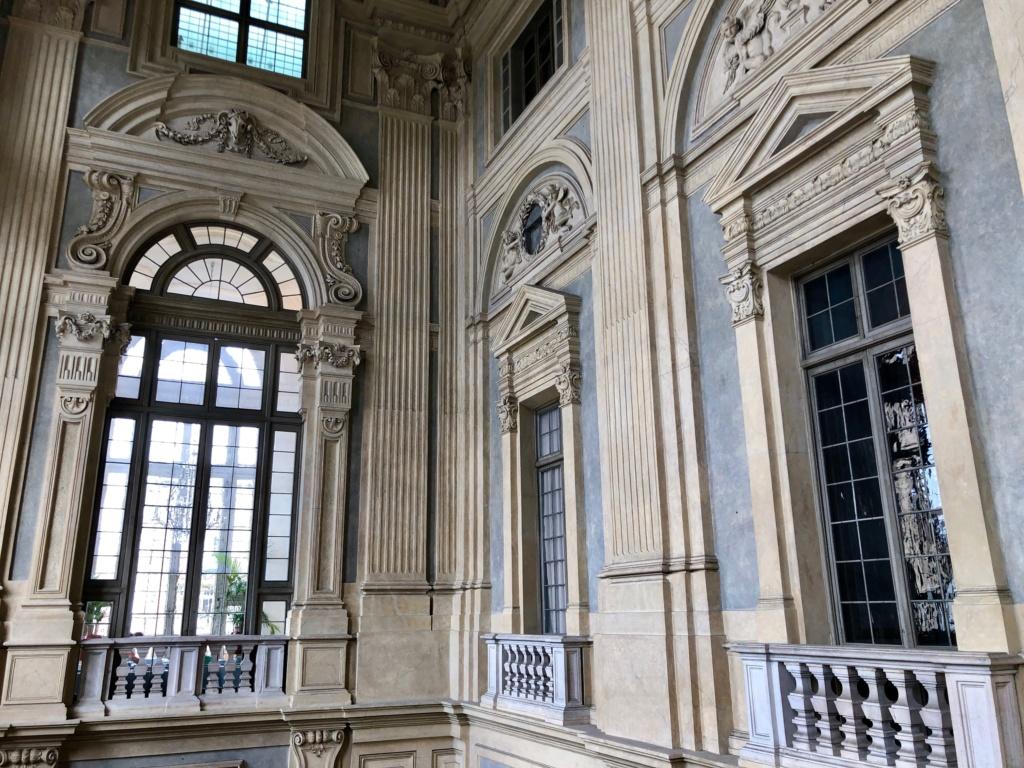 Le Palais Madame à Turin (Palazzo Madama, Torino) Img_6515