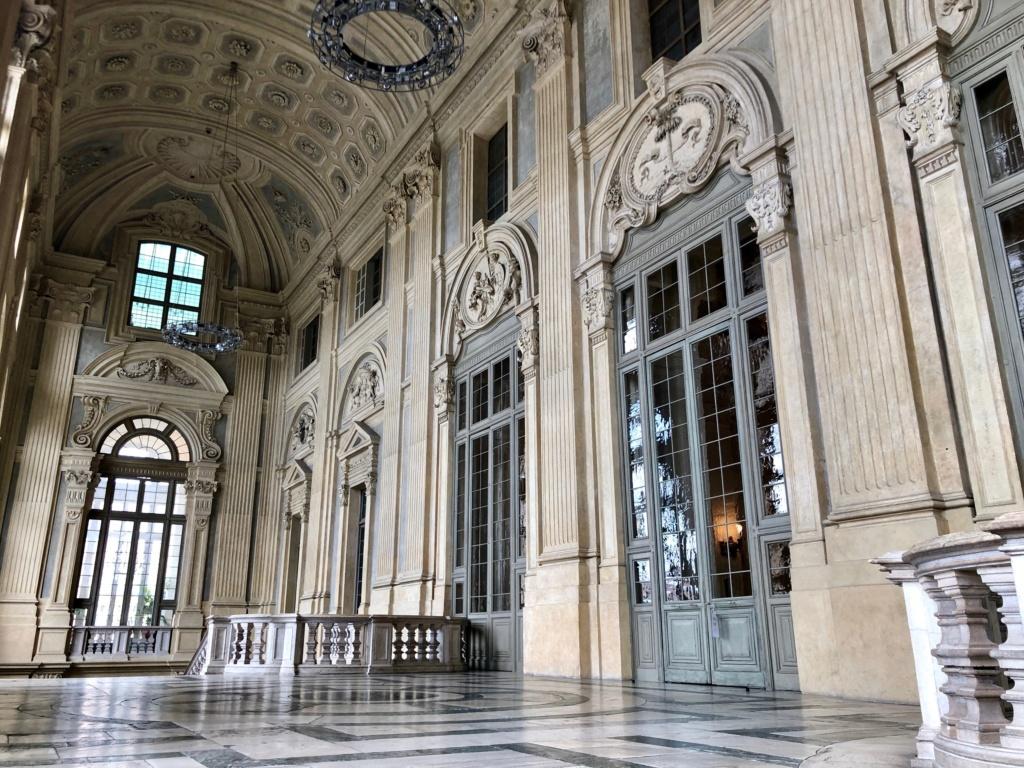 Le Palais Madame à Turin (Palazzo Madama, Torino) Img_6516