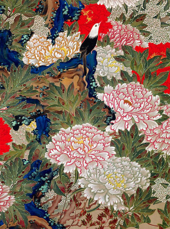 Exposition : Jakuchū (1716-1800), le Royaume coloré des êtres vivants Jakuch13
