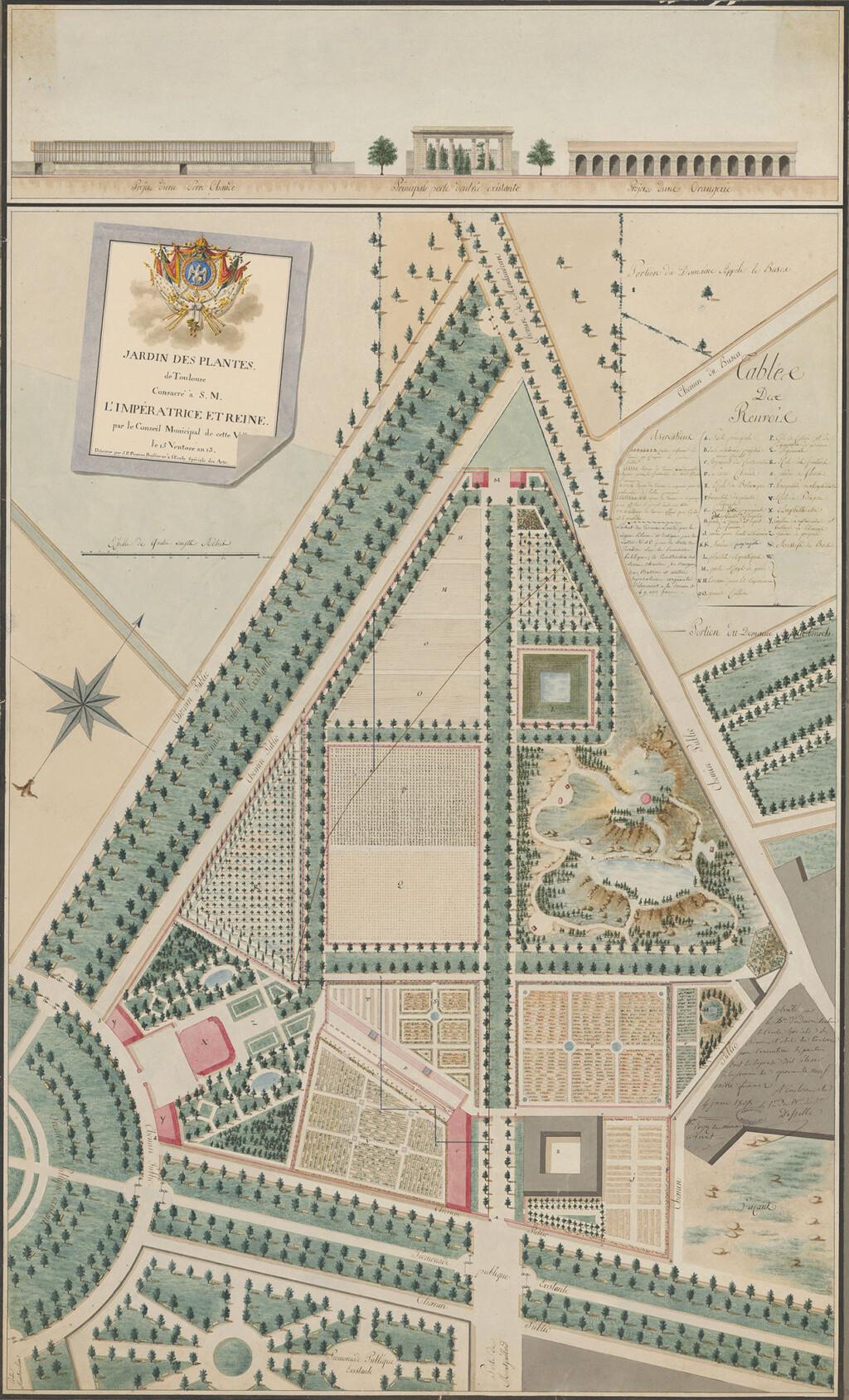 2021, année Napoléon. Bicentenaire de la mort de l'empereur Napoléon Ier.  - Page 2 Jardin11