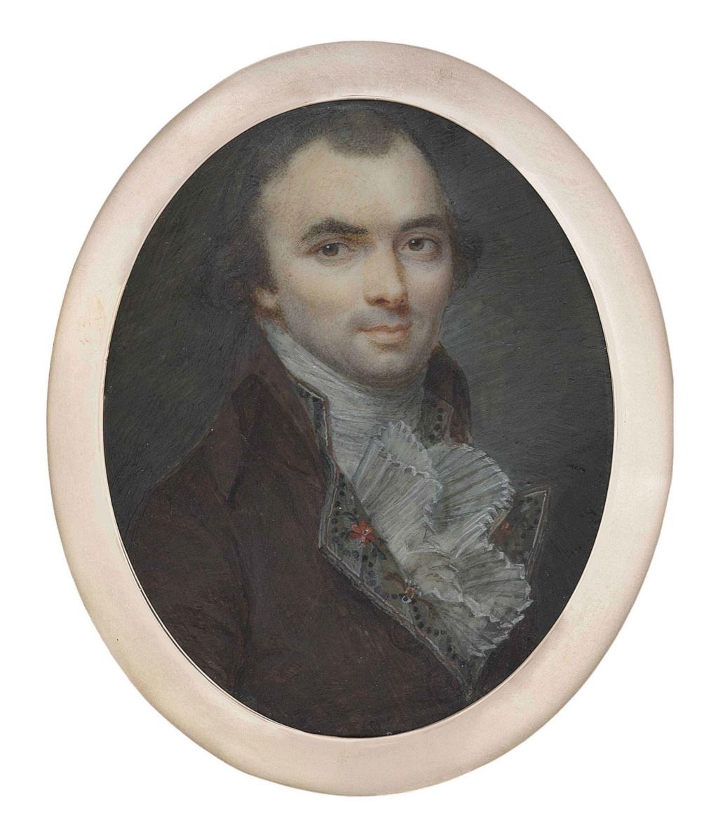 Jean-Baptiste-Jacques Augustin, peintre miniaturiste Jean-b12