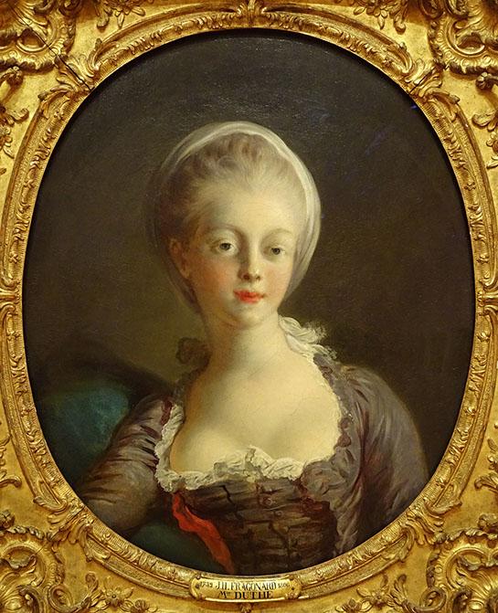 Mademoiselle Rosalie Duthé Jean-h12