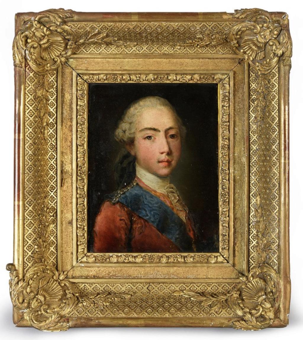 Portraits de Marie-Antoinette et de la famille royale, par Jean-Martial Frédou - Page 2 Jean-m10
