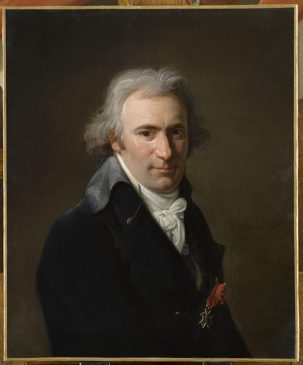 Cléry -  Jean-Baptiste Cléry, valet de chambre de Louis XVI Jean_b10