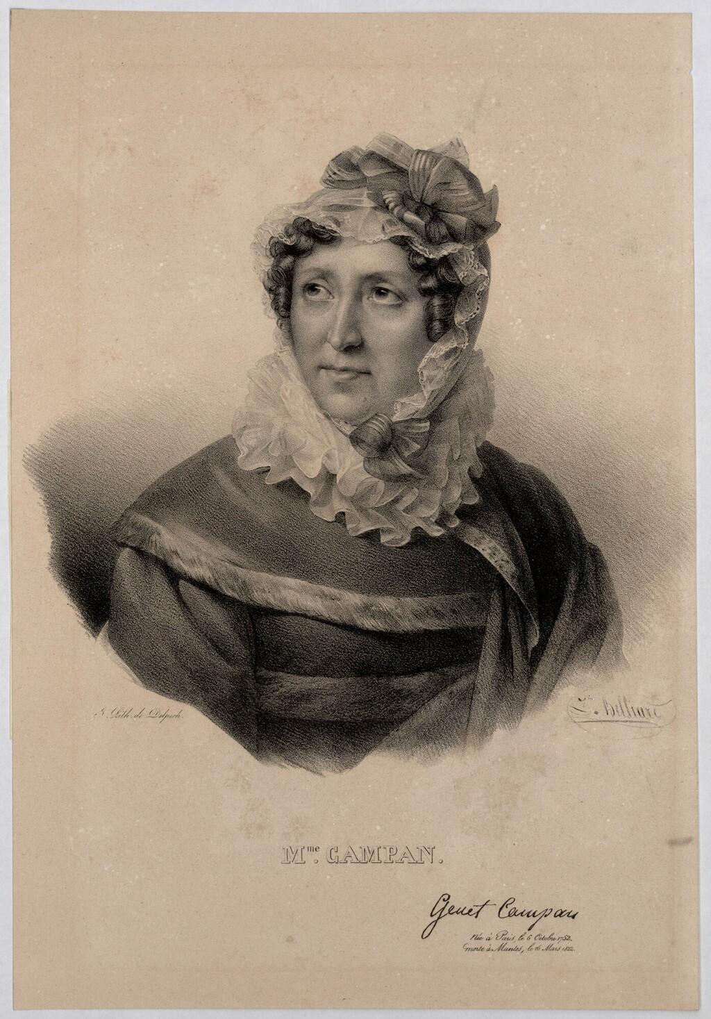 Henriette Campan Jeanne13