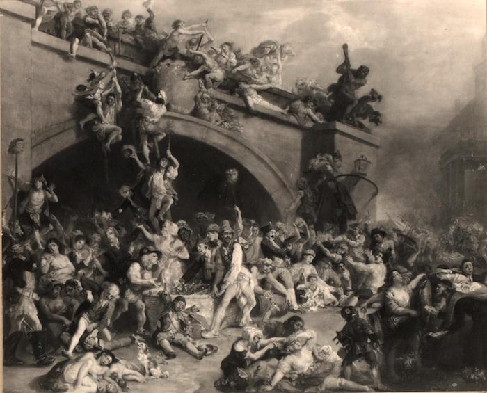 Ventes aux enchères des effets et mobiliers des Tuileries après les pillages du 10 août 1792 Johann10