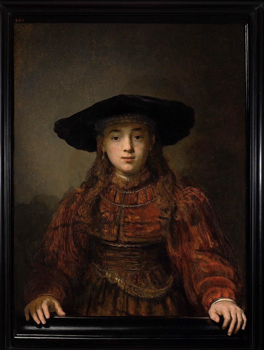 """Portraits  """" à la fenêtre """" - Page 8 Jonge_10"""