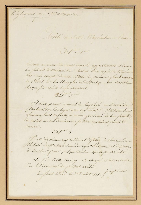Le château de Malmaison - Page 6 Joseph13