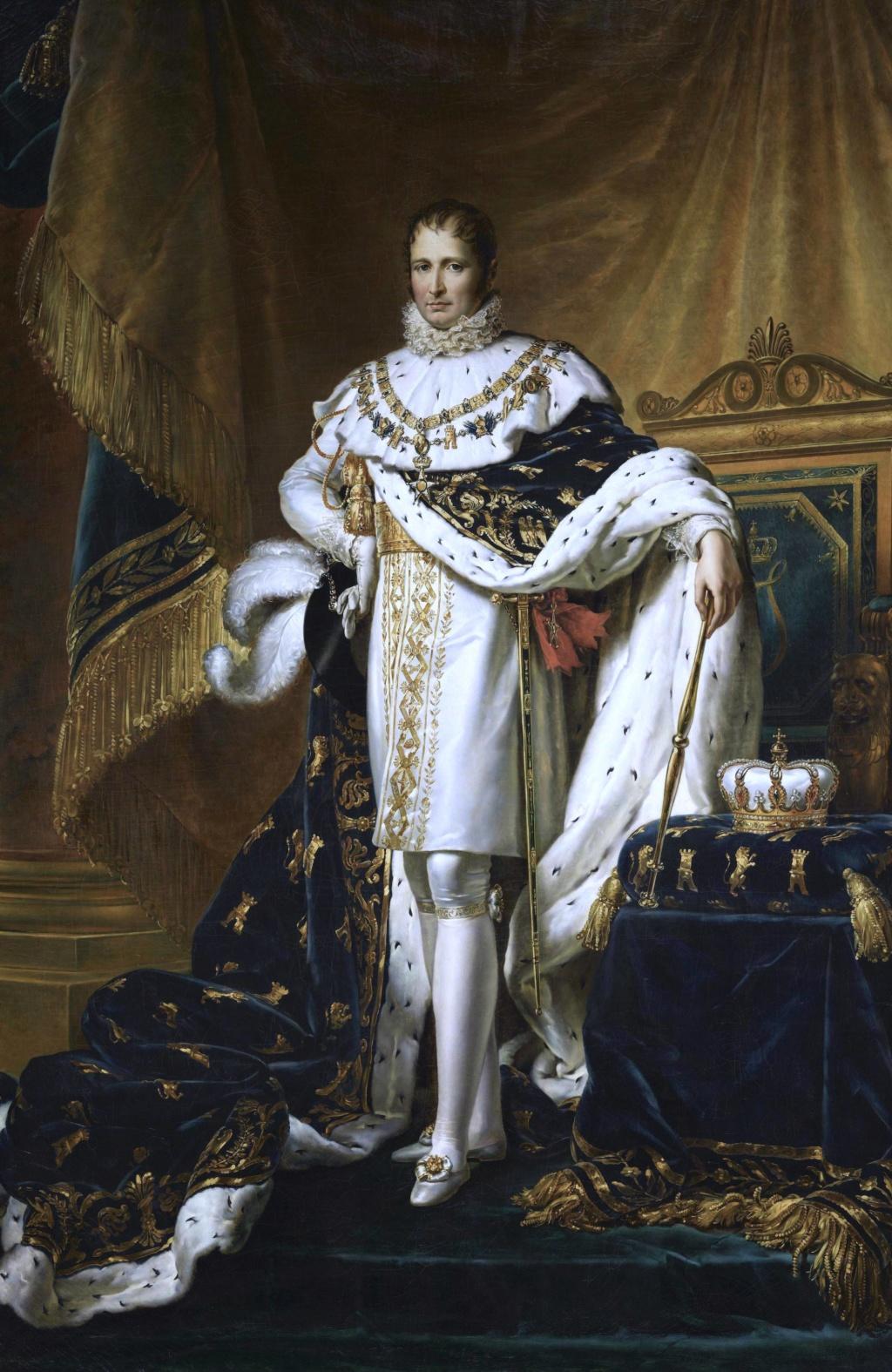 Quatre perles parmi les plus célèbres au monde : La Régente (Perle Napoléon), La Pélégrina, La Pérégrina, La perle de Marie-Antoinette - Page 2 Joseph17