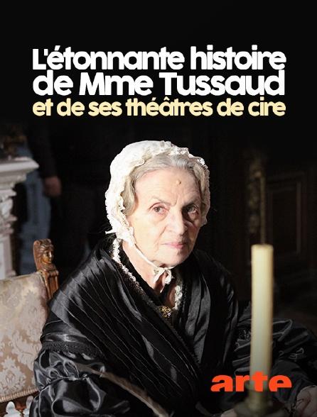 Docu-fiction : L'étonnante histoire de madame Tussaud et de ses théâtres de cire (Arte) Jpg12