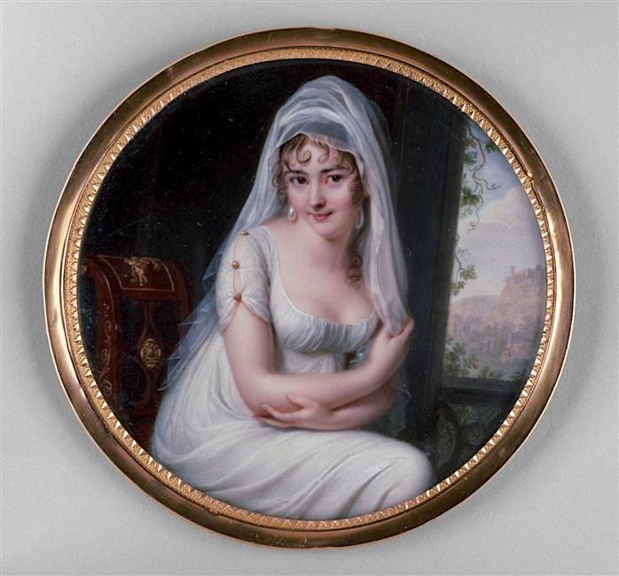 Jean-Baptiste-Jacques Augustin, peintre miniaturiste Juliet10
