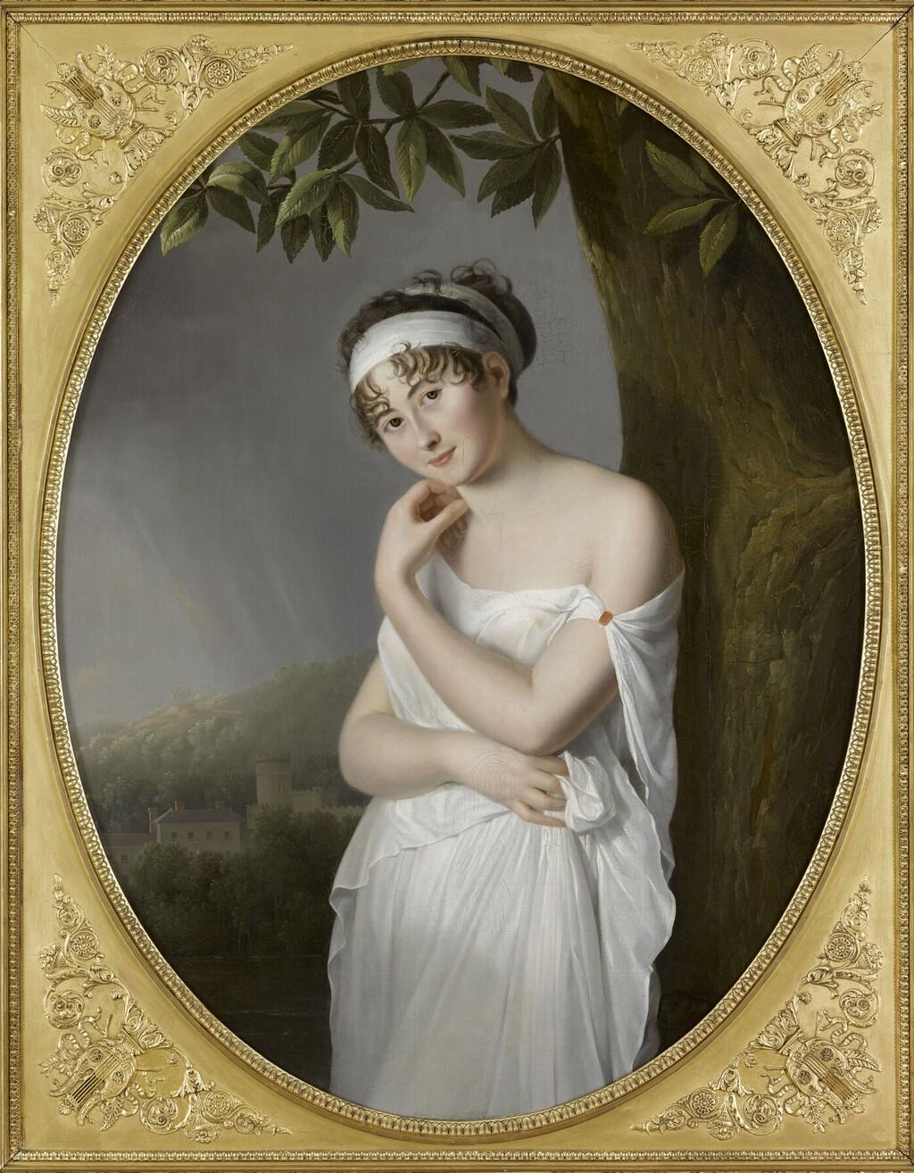 Exposition : Peintres femmes 1780-1830, naissance d'un combat. Au musée du Luxembourg Paris Juliet12
