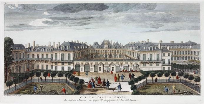 """Madeleine-Françoise Basseporte (1701-1780), première femme """" Peintre du jardin du Roi """" Kc002810"""
