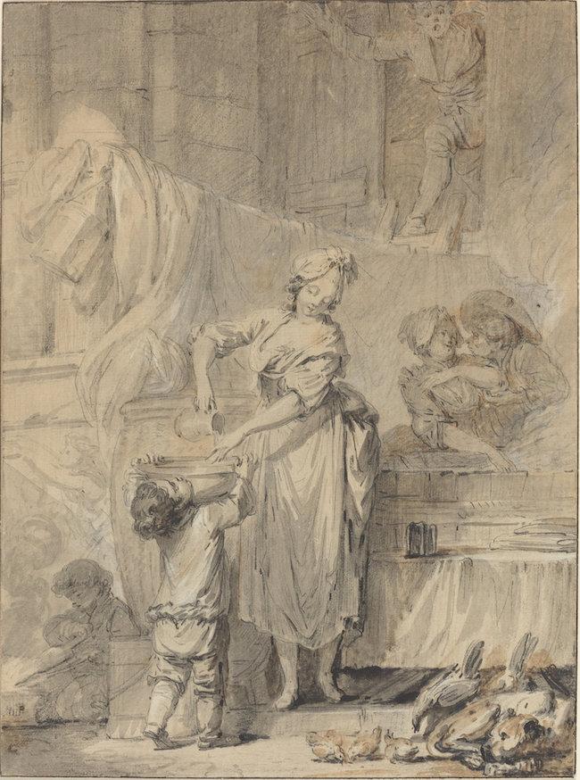 Pierre-Antoine Baudouin, dessinateur du libertinage au XVIIIe siècle Kindly10
