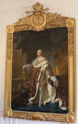Les cadres français du XVIIIe siècle et leurs ornements King_l10