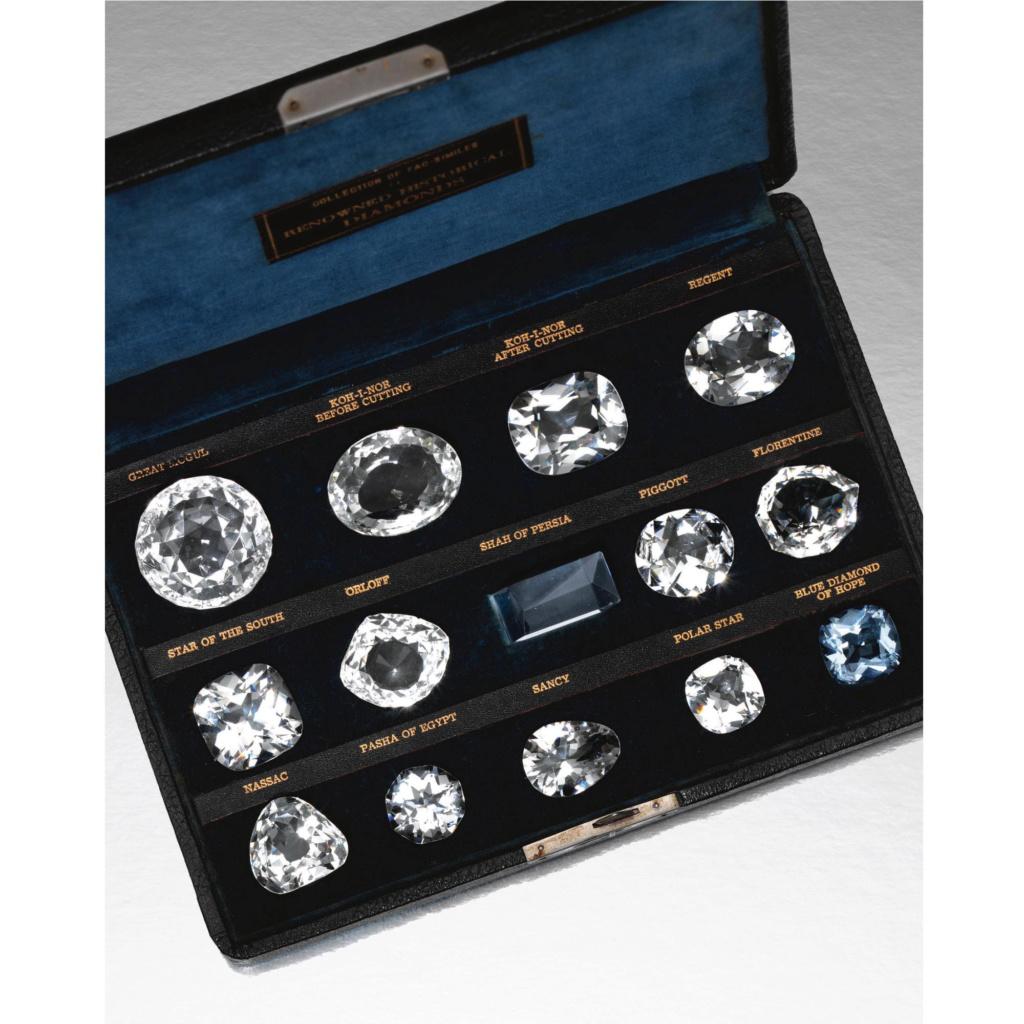 Les diamants les plus célèbres de l'Histoire L0805010