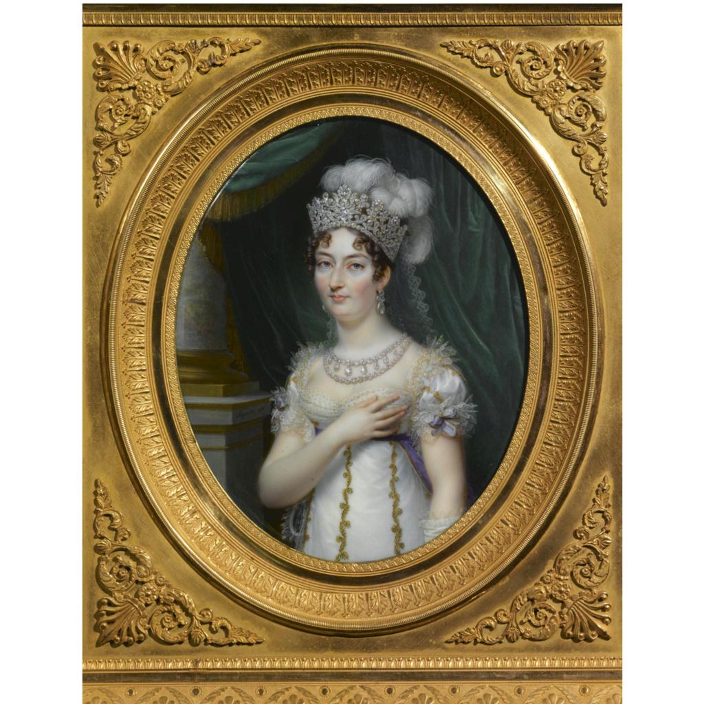 Jean-Baptiste-Jacques Augustin, peintre miniaturiste L0831410