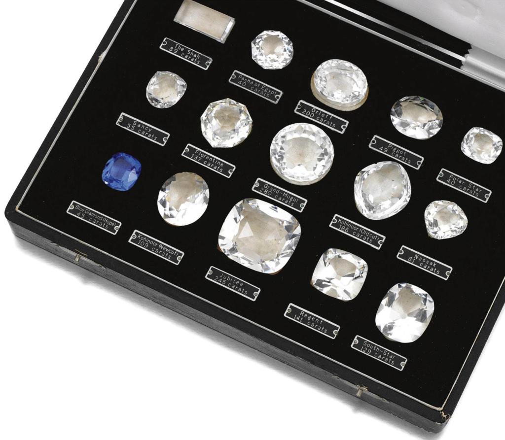 Les diamants les plus célèbres de l'Histoire L0965010