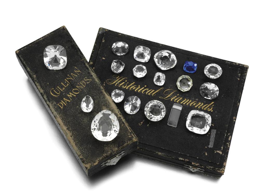 Les diamants les plus célèbres de l'Histoire L0965310