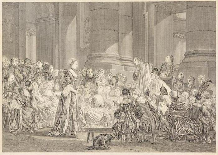 Pierre-Antoine Baudouin, dessinateur du libertinage au XVIIIe siècle L13