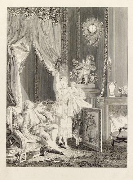 Pierre-Antoine Baudouin, dessinateur du libertinage au XVIIIe siècle L14