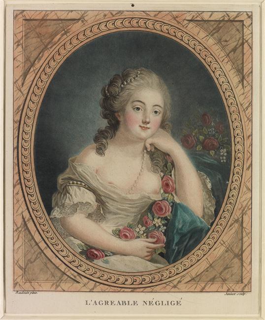 Pierre-Antoine Baudouin, dessinateur du libertinage au XVIIIe siècle L_agre10